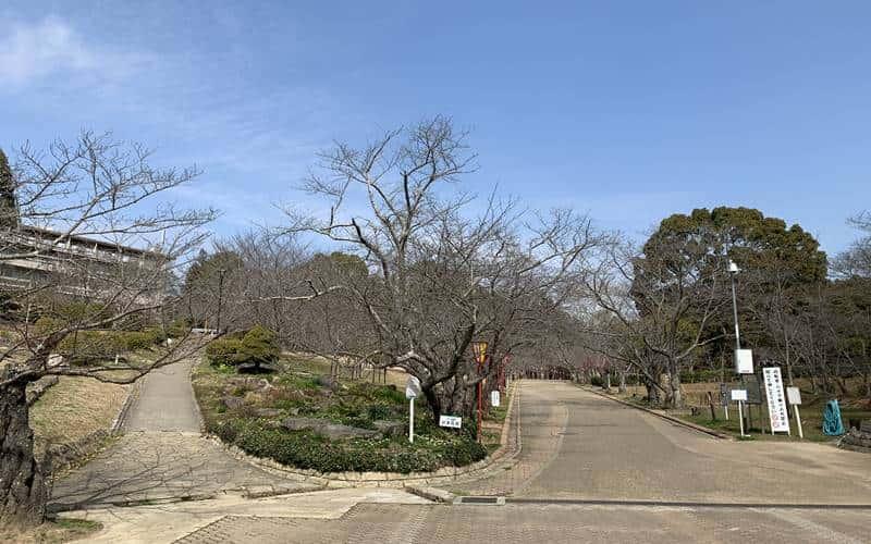 日岡山公園その2