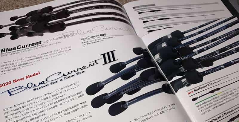 アジング初心者 ブルーカレントⅢ74