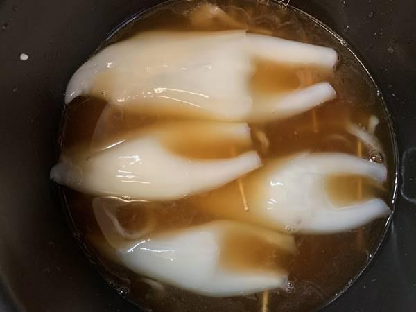イカ飯 炊飯器